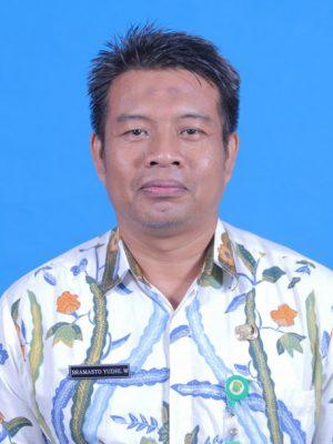 Bramasto Yudhi W, S.Pd, M.Pd.