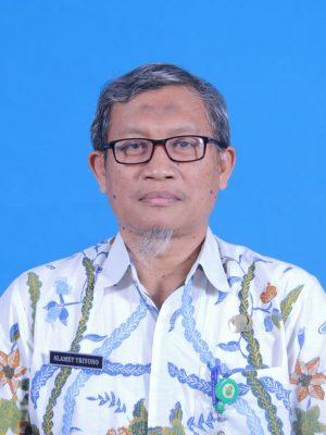 Drs. Slamet Triyono