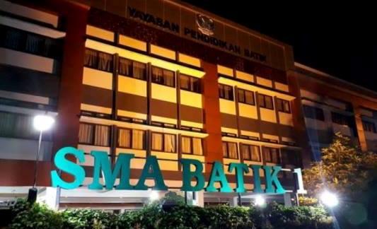 SMA Batik 1 Surakarata